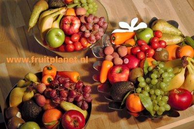 FRUIT OP HET WERK