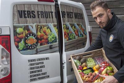 FRUIT OP KANTOOR DEN HAAG