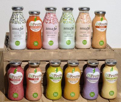 Bio Fruitsappen glutenvrij