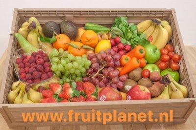 Fruit op het werk Rotterdam