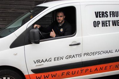 FRUIT OP KANTOOR DELFT