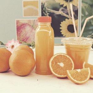 Vers geperst Jus Orange