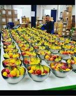 fruit op kantoor Gouda