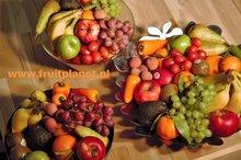 kantoor fruitmand